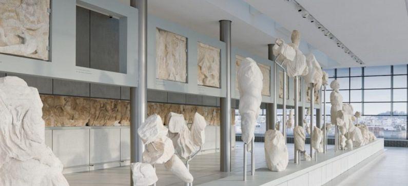 Το Μουσείο Ακρόπολης στα 5 καλύτερα μουσεία της Ευρώπης