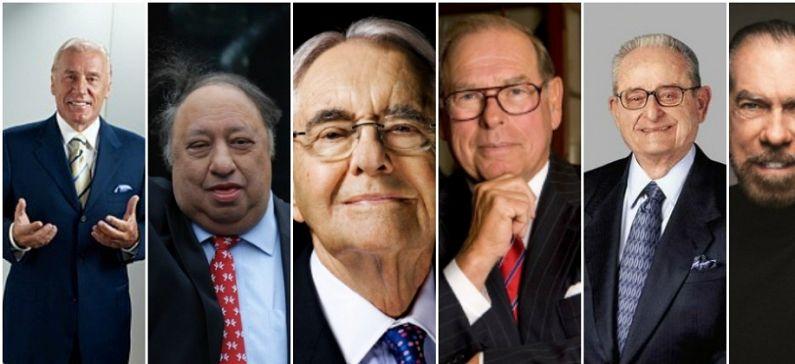 7 Έλληνες στη λίστα με τους πλουσιότερους της Αμερικής για το 2016