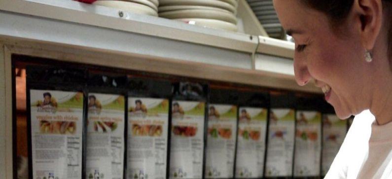 Makes organic fresh frozen baby food in Alaska