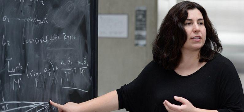Ελληνίδα φυσικός τιμήθηκε με διεθνές βραβείο