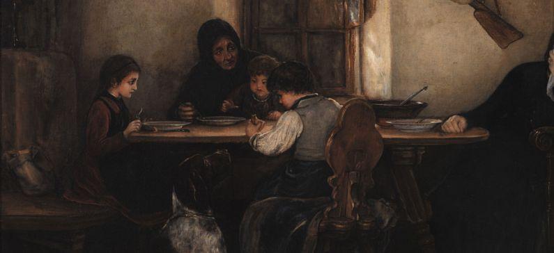 Ένας από τους πιο σημαντικούς Έλληνες ζωγράφους του 19ου αιώνα