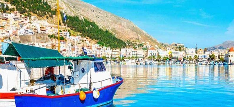 The 10 best Greek islands