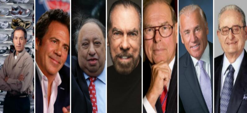 9 ομογενείς στους 400 πλουσιότερους στην Αμερική για το 2017