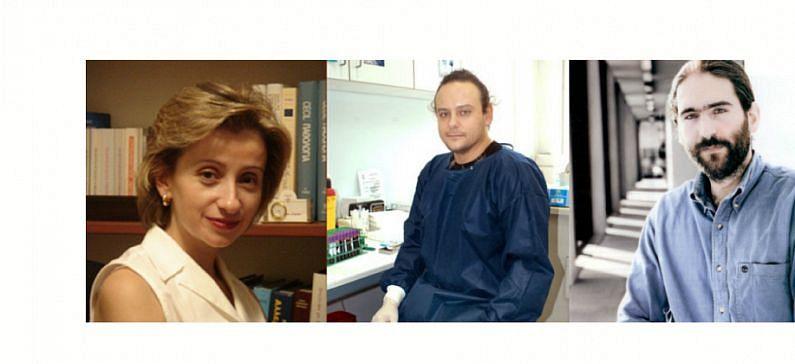 Three Greek scientists find ancient viruses in human DNA