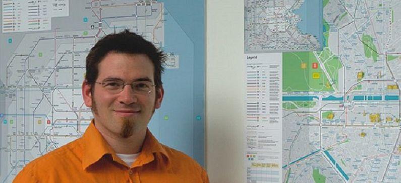 Σχεδίασε τον συγκοινωνιακό χάρτη του Δουβλίνου