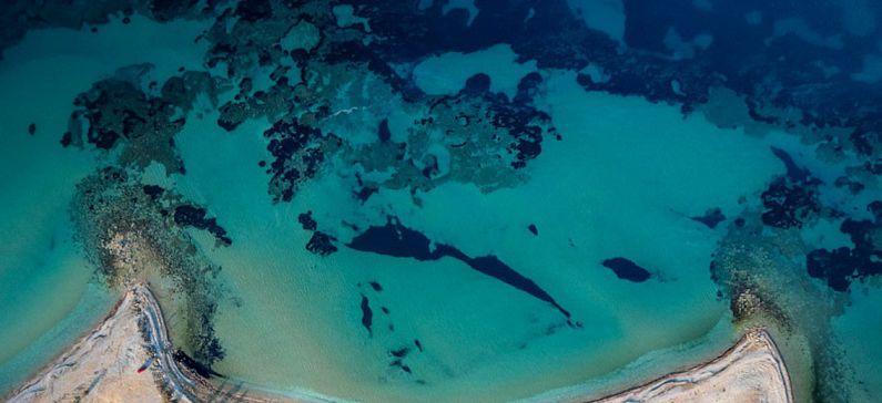 Εντυπωσιακά ευρήματα στο αρχαίο λιμάνι Λεχαίου