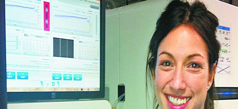 She identified the gene that causes childhood leukemia