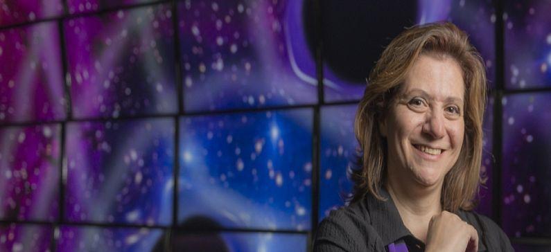 H Βίκυ Καλογερά βραβεύεται με το Βραβείο Αστροφυσικής Dannie Heineman