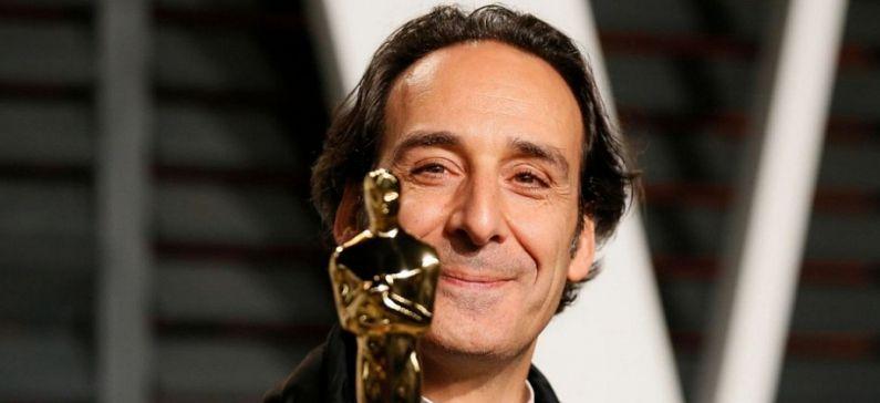 Alexandre Desplat wins the Oscar for best original score