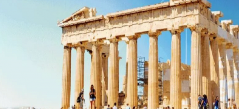 Parthenon's digitan reconstruction – See how 7 ancient ruins looked like at their peak