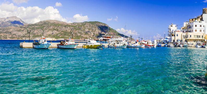 Το νησί που ταξιδεύει στο παρελθόν