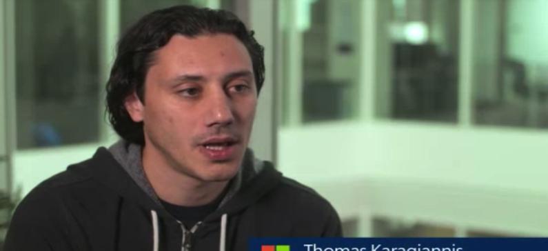 Ένας Ανώτερος Ερευνητής στη Microsoft