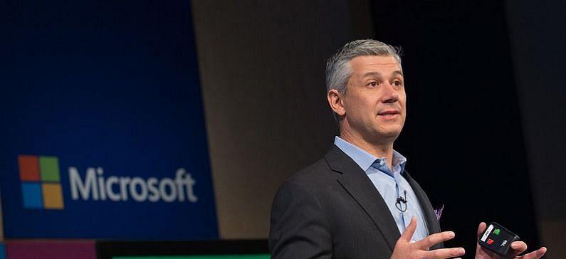 Ο Έλληνας που χαράσσει την παγκόσμια στρατηγική μάρκετινγκ της Microsoft