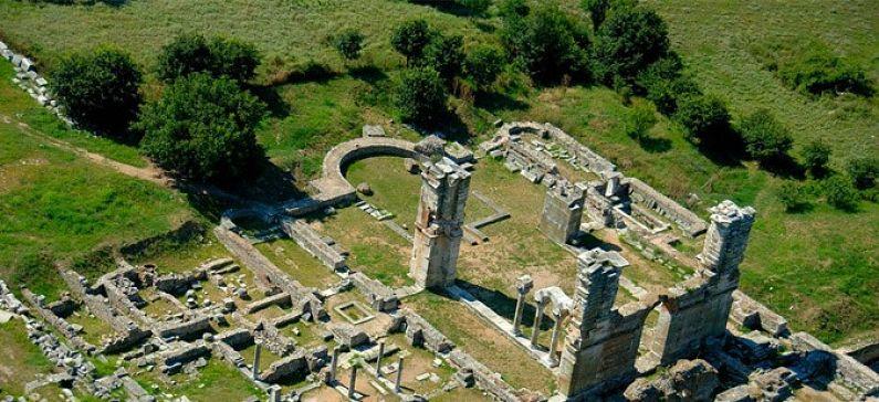 Ο αρχαιολογικός χώρος των Φιλίππων Καβάλας «ταξιδεύει» στη Νέα Υόρκη