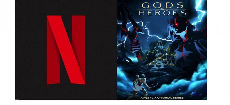 The Greek mythology conquers Netflix
