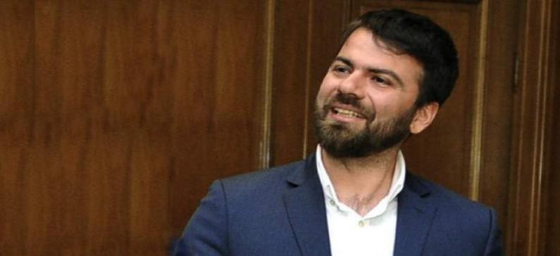 Ο Άλκης Κωνσταντινίδης κέρδισε για δεύτερη φορά βραβείο Πούλιτζερ