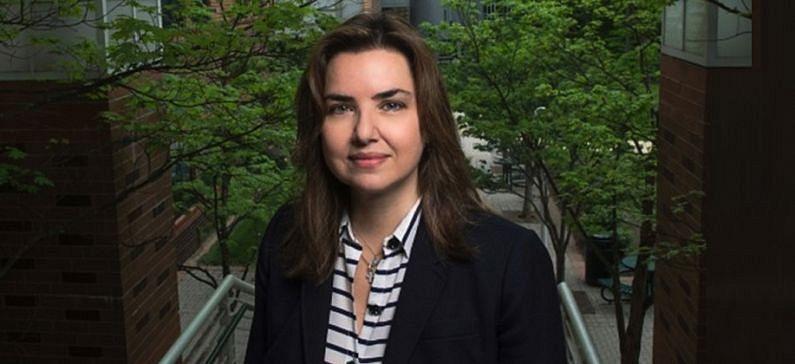 Ελληνίδα ακαδημαϊκός αντιπρόεδρος στο Πανεπιστήμιο William & Mary της Αμερικής
