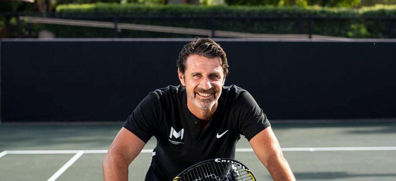Patrick Mouratoglou The Coach Who Saw The Talent Of Stefanos Tsitsipas Ellines Com