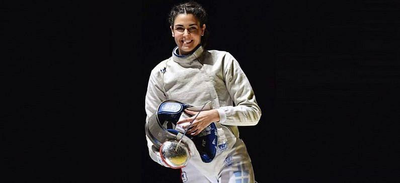 Χάλκινο μετάλλιο στο Παγκόσμιο Πρωτάθλημα Ξιφασκίας