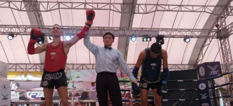 Παγκόσμιος πρωταθλητής ο Κωνσταντίνος Σαρκίρης