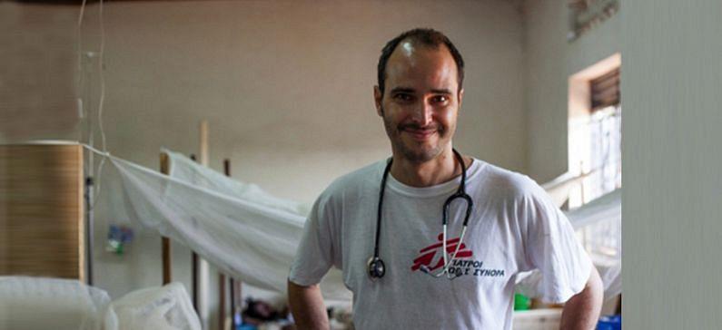 Έλληνας ο νέος διεθνής πρόεδρος των «Γιατρών Χωρίς Σύνορα»