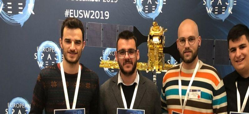 Κέρδισαν τη δεύτερη θέση σε Πανευρωπαϊκό Διαγωνισμό