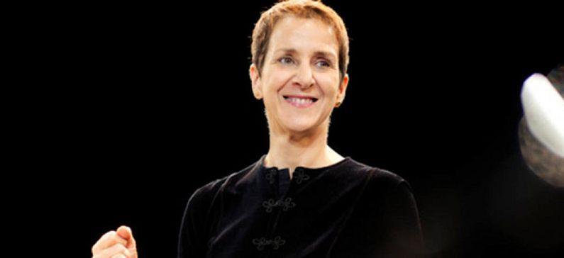 Η πρώτη Ελληνίδα μαέστρος στην Συμφωνική της Βιέννης