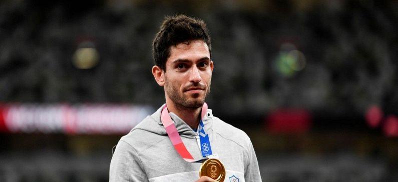 Υποψήφιος της European Athletics για το βραβείο του κορυφαίου αθλητή της χρονιάς στον στίβο