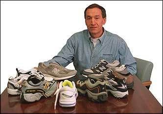 Jim Davis Ηe created one of the largest shoe companies in