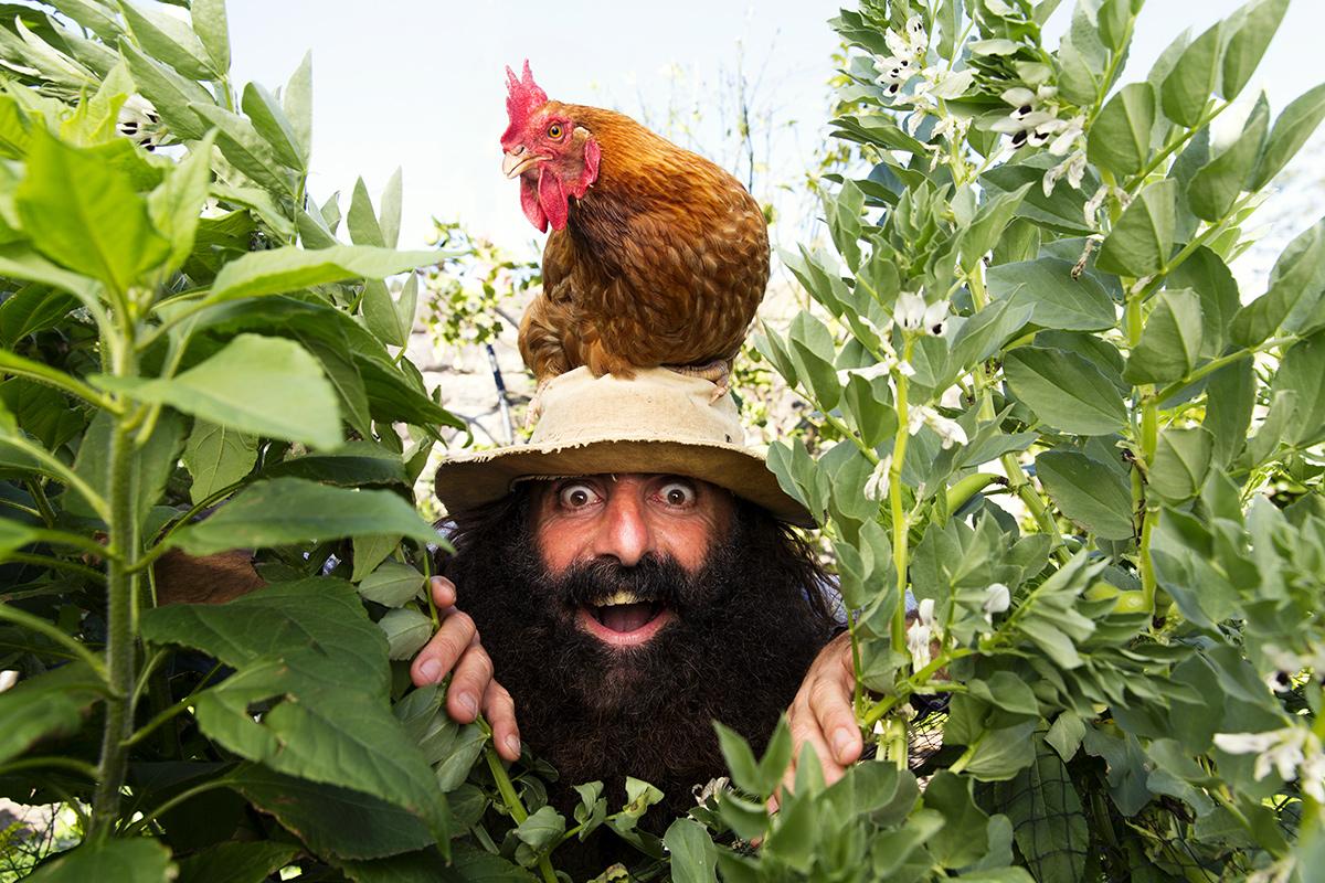 Costa Georgiadis He Makes Gardening A Trend In Australia Ellines Com