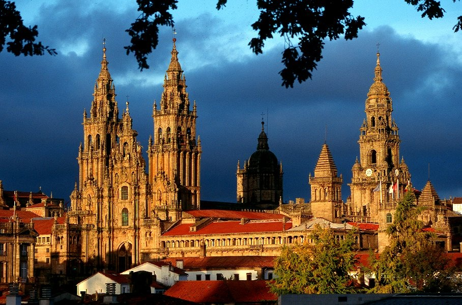 From Porto to Santiago de Compostela