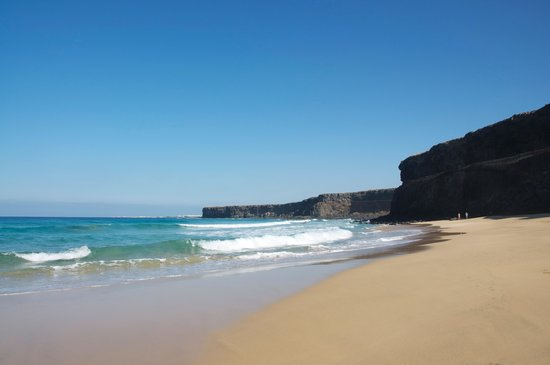 El Cotillo Beach & Lagoons - El Cotillo, Spain
