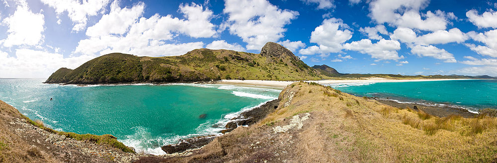 Spirits Bay, New Zealand