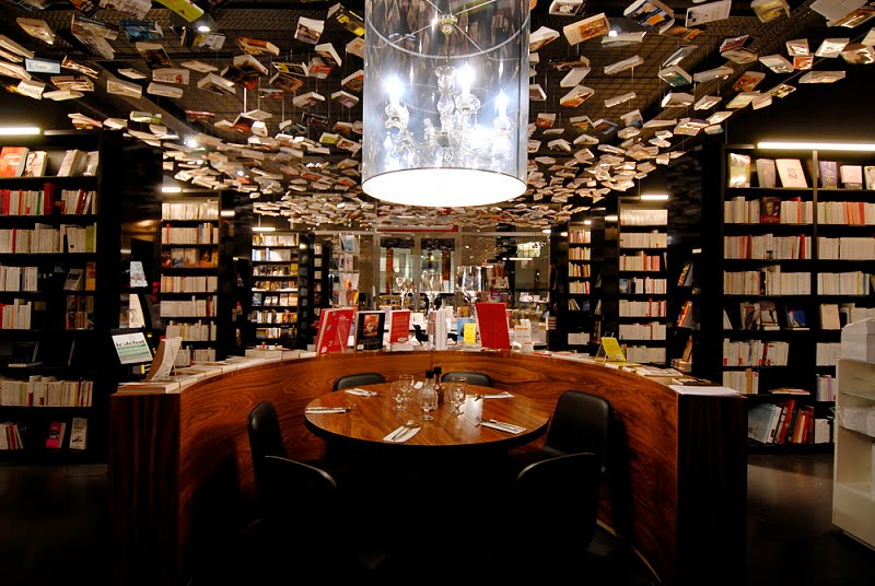Cook & Book, Brussels, Belgium