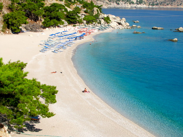 Apela Beach, Karpathos Island Greece