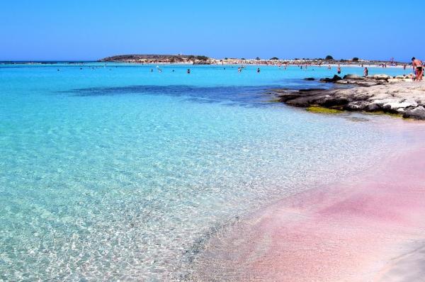 Elafonisi Beach, Crete – Greece