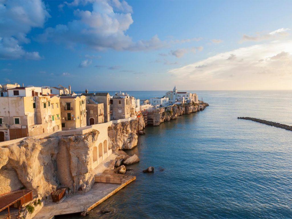 Coastal Puglia Region, Italy