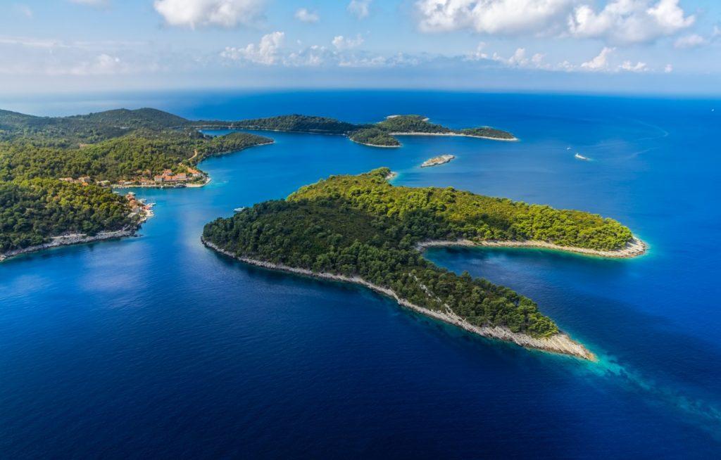 Mljet, Dalmatia, Croatia