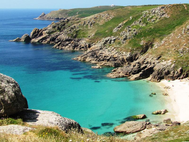Porthcurno – Cornwall, UK