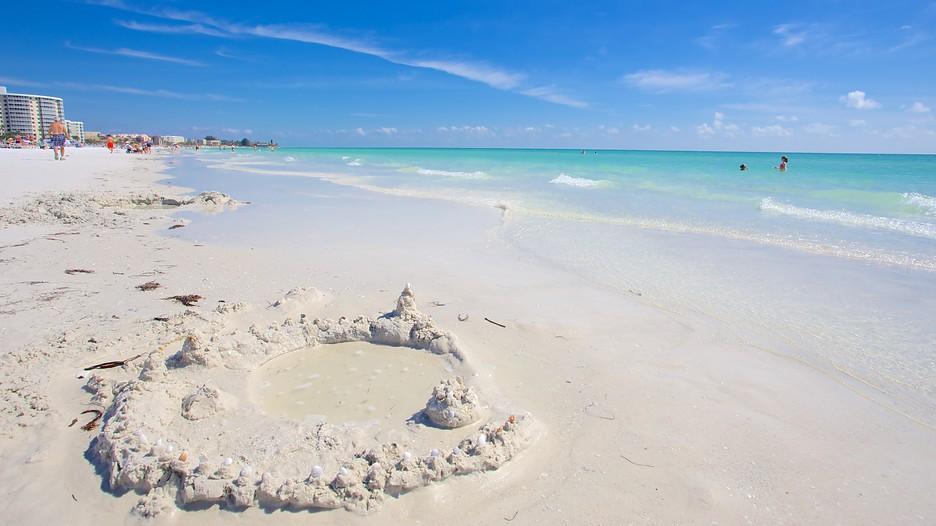 Siesta Beach Key Florida