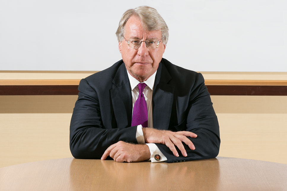 Manager jim chanos has