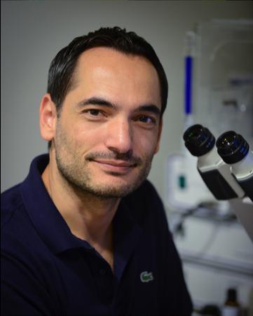 Nikos Tapinos - Director of Molecular Neuroscience & Neuro