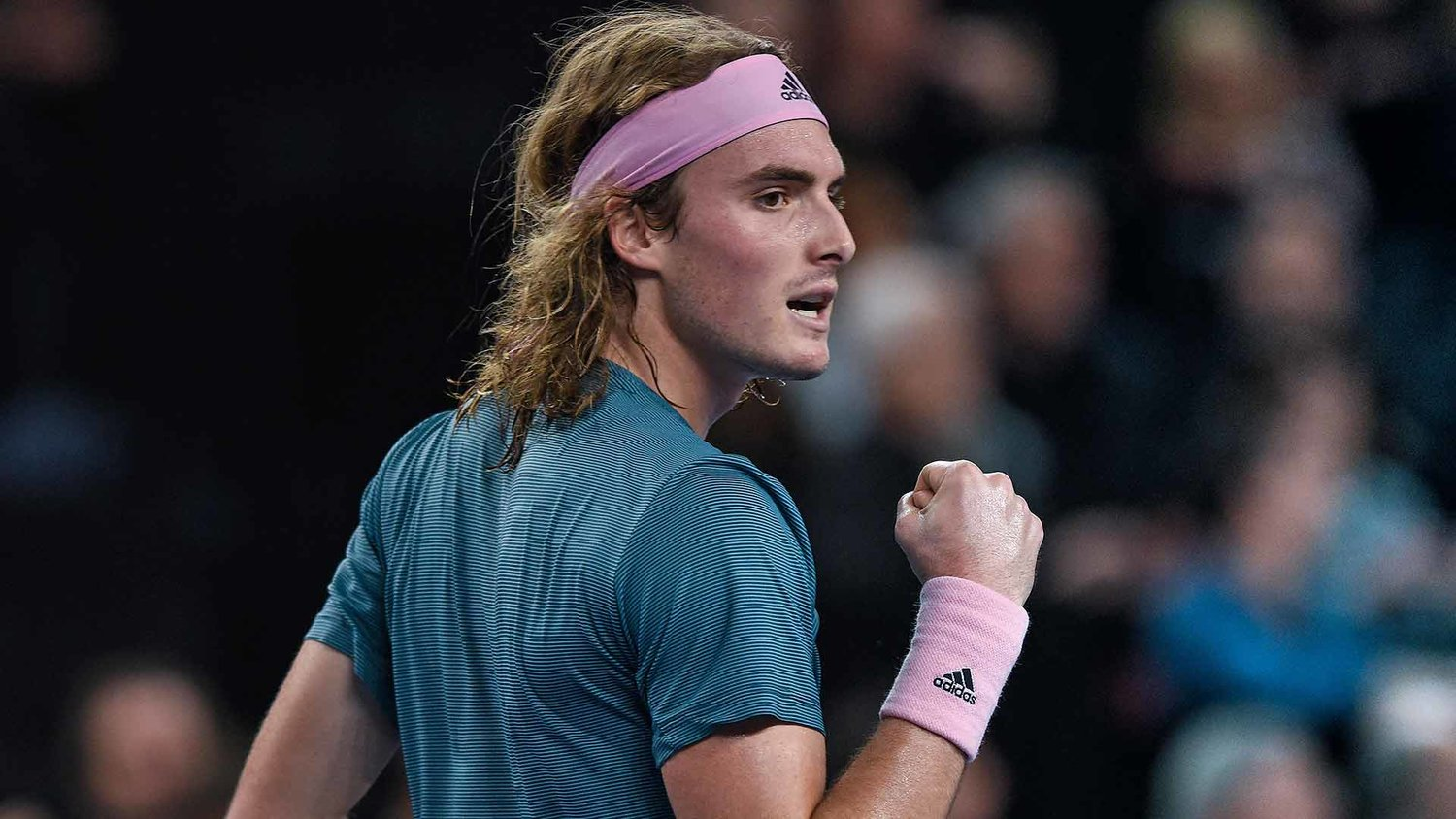 Stefanos Tsitsipas Winner Of The Marseille Atp And No 11 In The World Ranking Ellines Com