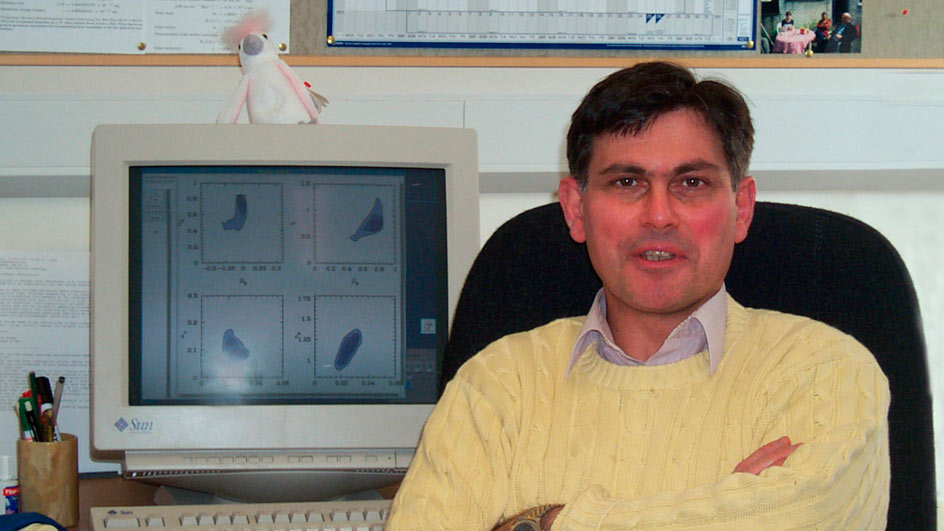 Γιώργος Ευσταθίου - Ο πρώτος Διευθυντής του Ινστιτούτου ...