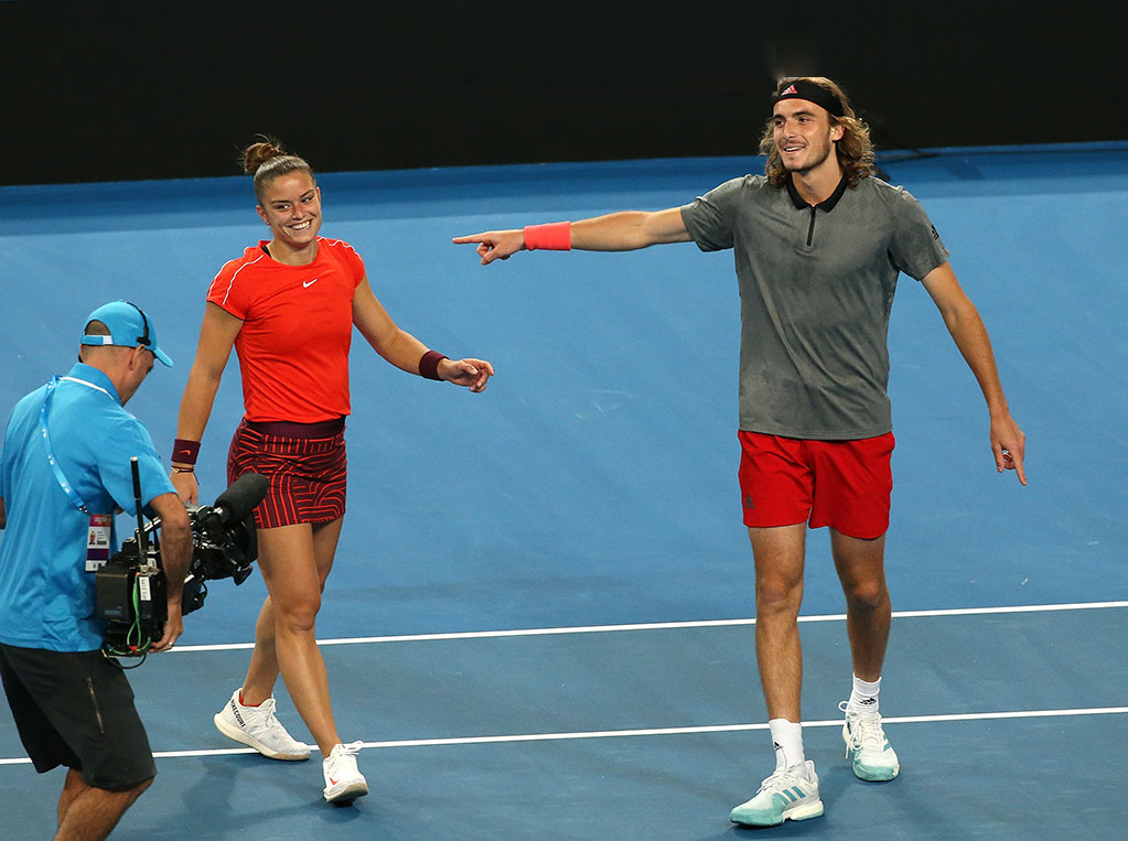 Stefanos Tsitsipas The 20 Years Old Greek Tennis Player Who Stands Out Ellines Com